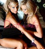 Escort - Claudia and Viki